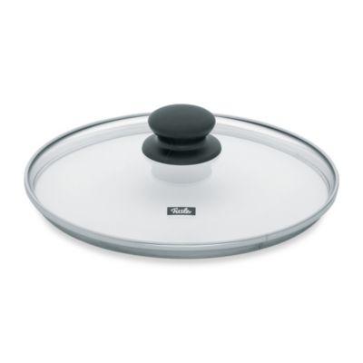 Fissler Vitaquick 10.2-Inch Glass Pressure Cooker Lid