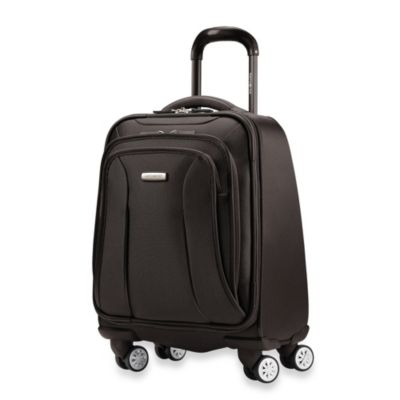 Samsonite® Hyperspace XLT 17-Inch Spinner Bag in Black