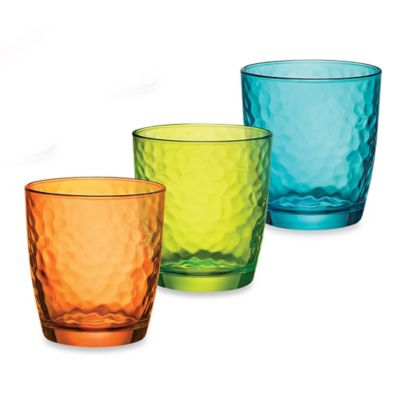 Fuschia Drinking Glasses
