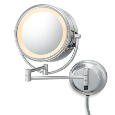 Chrome Extension Wall Mirror