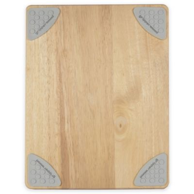 Gripperwood™ Non-Slip Wood Cutting Board