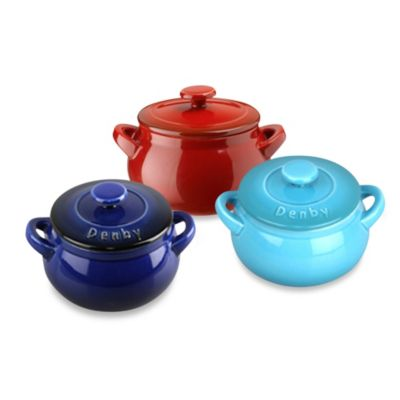 Individual Mini Casserole Dishes