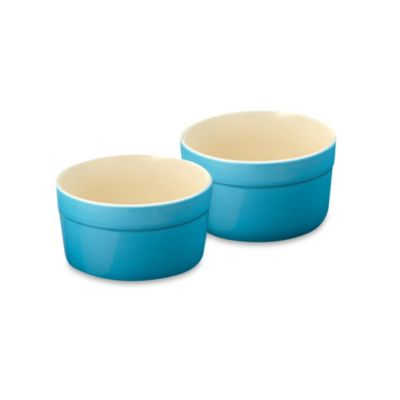 Denby Ramekin Dish in Azure (Set of 2)