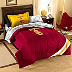 USC Trojans Applique Bedding Sets