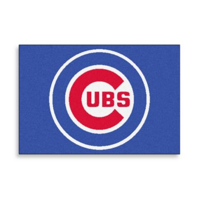 Chicago Cubs Floor Mat