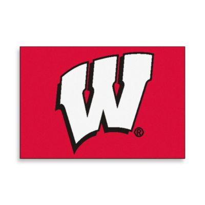 University of Wisconsin Floor Mat