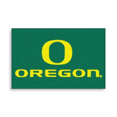 University of Oregon Floor Mat