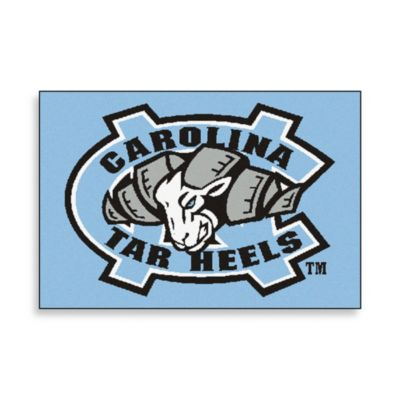 University of North Carolina Floor Mat in Blue