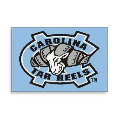 University of North Carolina Floor Mat in Blue