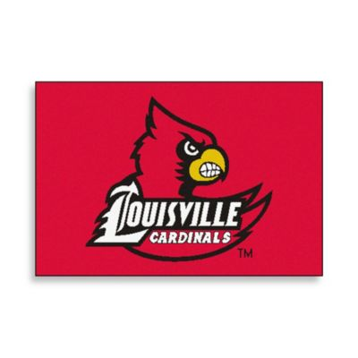 University of Louisville Floor Mat