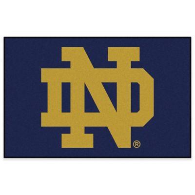 Notre Dame Floor Mat