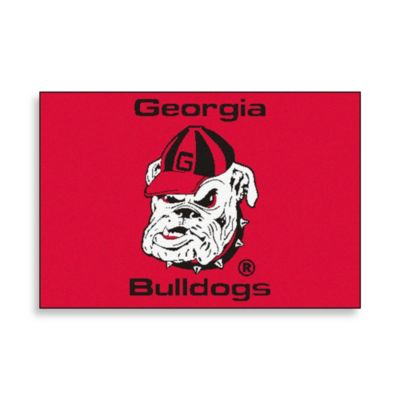 University of Georgia 20-Inch x 30- Inch Floor Mat