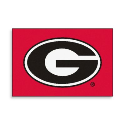 University of Georgia Floor Mat