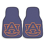 University of Auburn Carpet Car Mat (Set of 2)