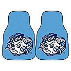 University Of North Carolina Chapel Hill Car Mat (Set of 2)
