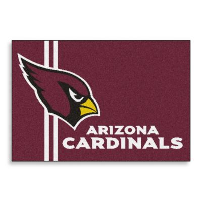 NFL Arizona Cardinals 20-Inch x 30-Inch Floor Mat