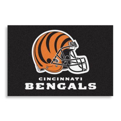 NFL Cincinnati Bengals 20-Inch x 30-Inch Floor Mat