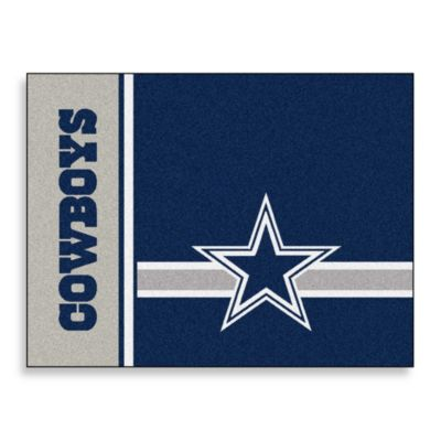 NFL Dallas Cowboys 20-Inch x 30-Inch Floor Mat