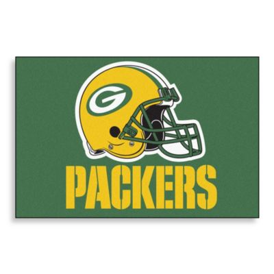 NFL Green Bay Packers 20-Inch x 30-Inch Floor Mat