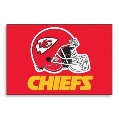NFL Kansas City Chiefs 20-Inch x 30-Inch Floor Mat