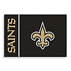 NFL New Orleans Saints 20-Inch x 30-Inch Floor Mat