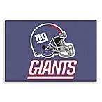 NFL New York Giants Helmet 20-Inch x 30-Inch Floor Mat