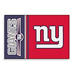 NFL New York Giants 20-Inch x 30-Inch Floor Mat