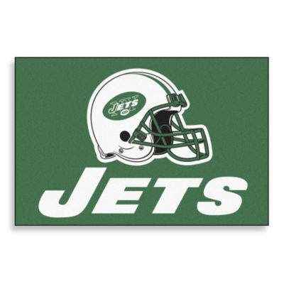 NFL New York Jets 20-Inch x 30-Inch Floor Mat
