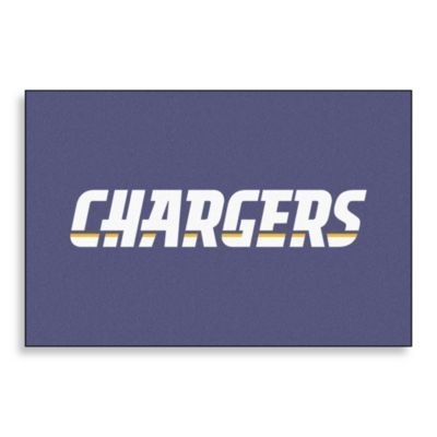 NFL San Diego Chargers 20-Inch x 30-Inch Floor Mat