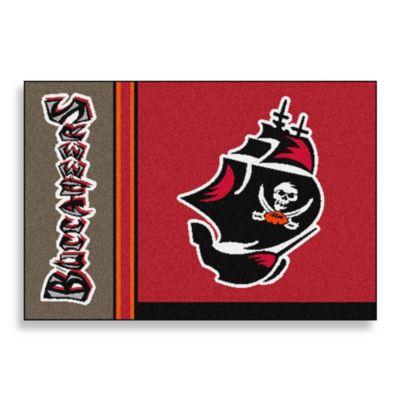 NFL Tampa Bay Buccaneers 20-Inch x 30-Inch Floor Mat