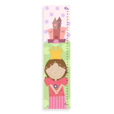 Green Leaf Art Little Princess Growth Chart