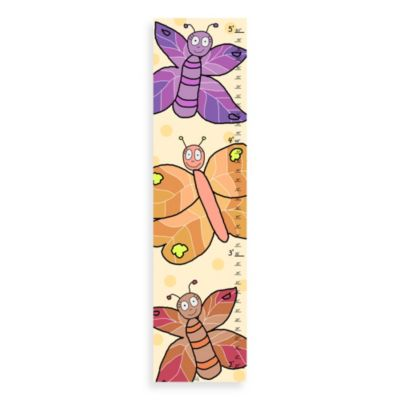 Happy Butterflies Growth Chart