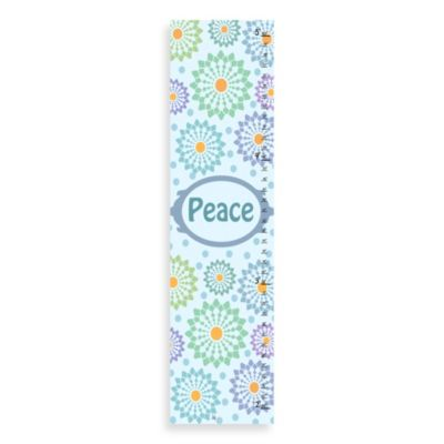 Green Leaf Art Peace Growth Chart