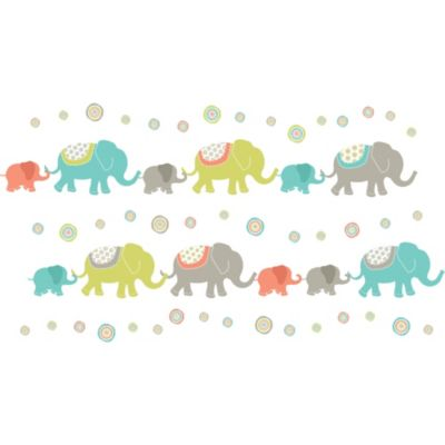 WallPops!® Tag Along Art Kit in Elephant