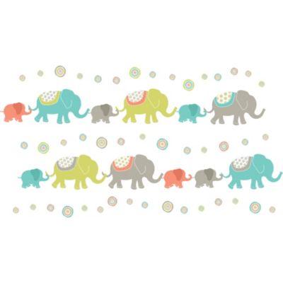 WallPops!® Tag Along Art Kit in Elephant