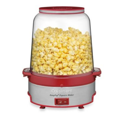 Dishwasher Safe Popcorn Maker