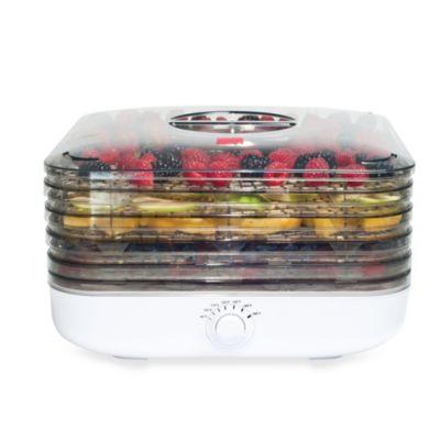 Ronco® Turbo EZ Store 5-Tray Dehydrator
