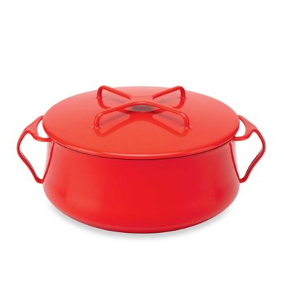 Dansk® Kobenstyle 2-Quart Casserole Dish in Red