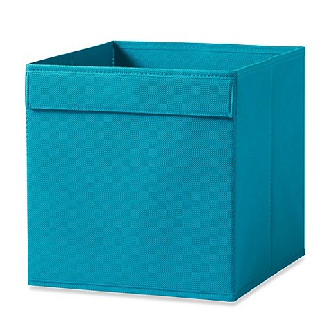 Real Simple® Fabric Drawer in Ocean Blue