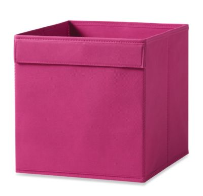 Real Simple® Fabric Drawer in Fuchsia