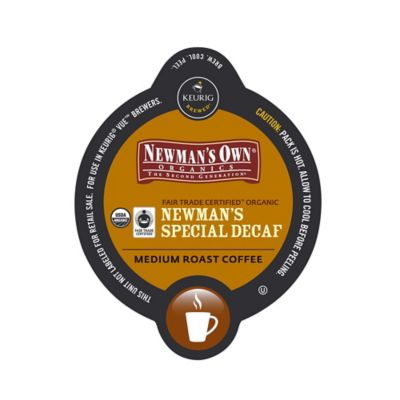 Vue™ 16-Count Newman's Own Decaf Coffee for Keurig® Brewers