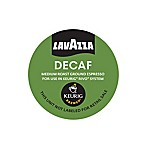 Lavazza® 18-Count Decaf Espresso for Keurig® Rivo® Brewers