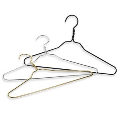 E-Z Do Aluminum Suit Hanger - 5-Pack