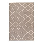 Winslow Rug in Grey/Ivory