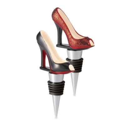 High Heel Wine Bottle Stopper