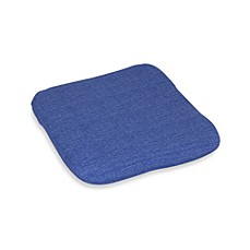 Outdoor Seat Pad in Blue