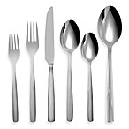Ginkgo® Simple 42-Piece Stainless Steel Flatware Set