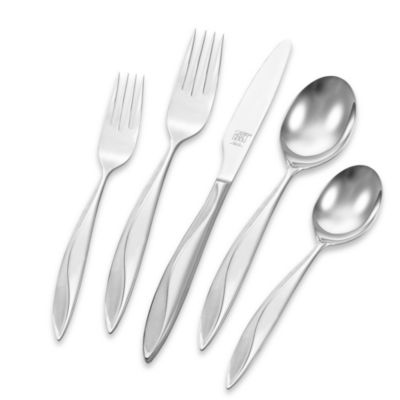Zwilling J.A. Henckels Enchant 42-Piece Flatware Set