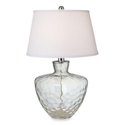 Pacific Coast® Lighting Cascade Glass Table Lamp