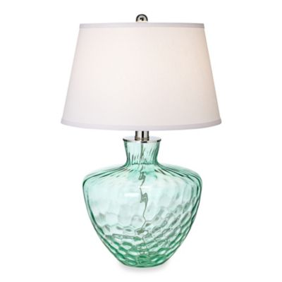 Pacific Coast® Lighting Cascade Sea Glass Table Lamp